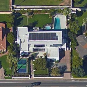 Frankie Muniz's House (Former) (Google Maps)