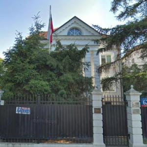 Embassy of Chile in Warsaw (StreetView)