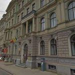 Embassy of Moldova in Latvia (StreetView)