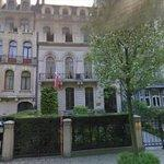 Embassy of Poland in Brussels (StreetView)