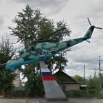 Mil Mi-24E (StreetView)