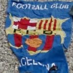 FC Barcelona towel (StreetView)