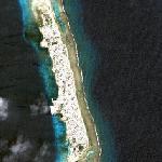 Ebeye Island (Google Maps)