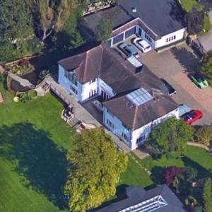 Zayn Malik's House (Google Maps)