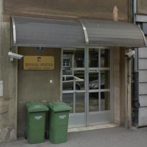Embassy of North Macedonia in Croatia (StreetView)
