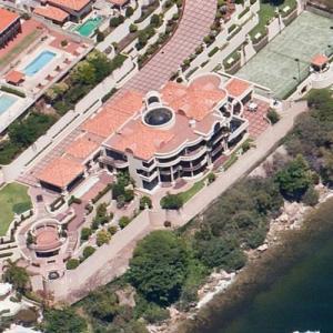Chris Ellison's House (Google Maps)