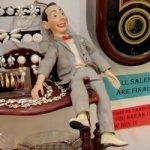 Pee Wee Herman Doll (StreetView)