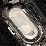 Medeu skating rink (Google Maps)