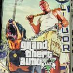Grand Theft Auto V (StreetView)