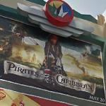 Pirates of the Caribbean: On Stranger Tides (StreetView)