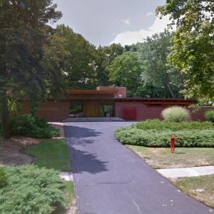 'Riecker House' by Alden Dow (StreetView)