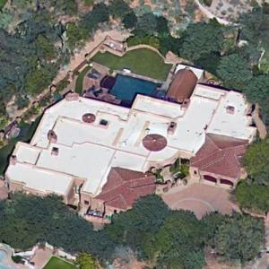 Sean Miller's House (Google Maps)
