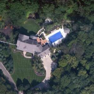 Kirk Ferentz's House (Google Maps)