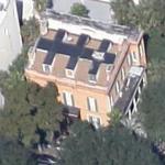 Francis Sorrel's House (Former) (Google Maps)