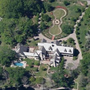 Duck Dynasty house (Google Maps)