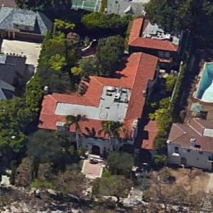 Joe Weider's House (deceased) (Google Maps)