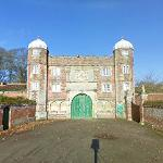 The Gate House, Burton Agnes Hall (StreetView)