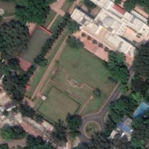 The Martyr's Column (assassination of Mahatma Gandhi) (Google Maps)