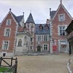 Clos Lucé (Leonardo Da Vinci's house) (StreetView)