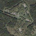 Nike missile battery in Norway (Google Maps)