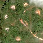 Cuban SA-2 missile site (Google Maps)