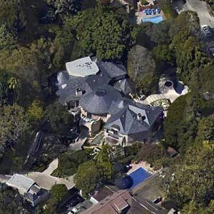 Sam Afghani's House (Former) (Google Maps)