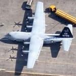 "VMGR-352 ""Raiders"" KC-130J (Google Maps)"