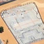 Morgan Hill Skate Park (Google Maps)