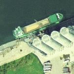 Bulk carrier of Arklow Shipping
