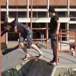 Skateboarding (StreetView)