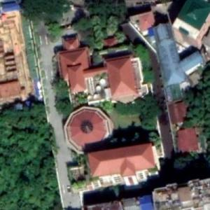 Embassy of the Republic of Singapore, Yangon (Google Maps)