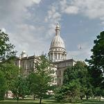 Michigan state capitol (StreetView)