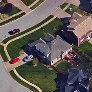 Rajon Rondo's House (Google Maps)