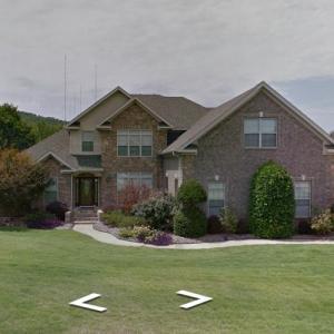 Joe Johnson's House (StreetView)
