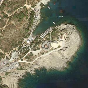 The Kalithea Springs (Google Maps)