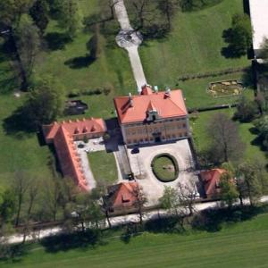 Fronburg Castle (Google Maps)