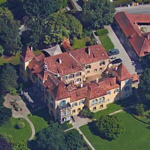 Hallerschloss Castle (Google Maps)