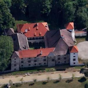 Welzenegg Castle (Google Maps)