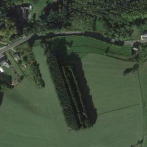 Chatillon Car Graveyard (Google Maps)