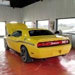 Dodge Challenger SRT8 special edition Yellow Jacket
