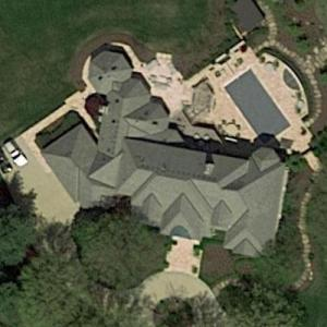 Thom Mayer's house (Google Maps)