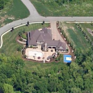 Clint Hurdle's House (Google Maps)