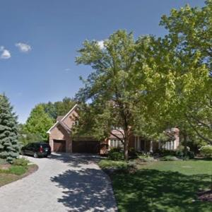 Joel Quenneville's House (StreetView)