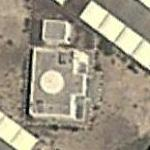 Al Dhafra AFB Mosque (Google Maps)