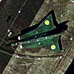 SAAB J35A Draken (Google Maps)