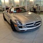 Mercedes-Benz SLS AMG Roadster (StreetView)