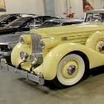 1935 Packard 12 Model 1207 Convertible Coupe (StreetView)