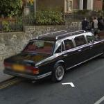 Rolls-Royce limos