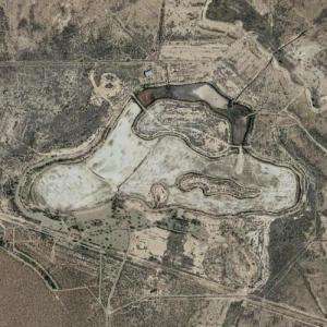 Mountain Shadow Lake (Google Maps)