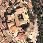 Tricarico Castle (Google Maps)